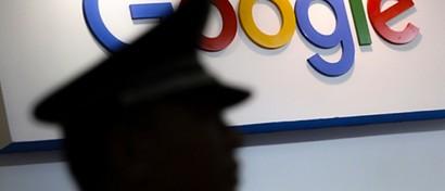 В России массовая блокировка IP-адресов  Google