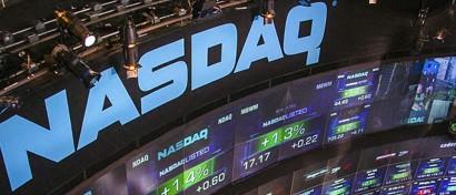 NASDAQ остановила торговлю акциями Amazon и Google