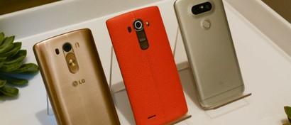 Во флагманских смартфонах LG нашли две «дыры» для кражи данных