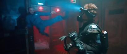 «М.Видео» и HP сняли короткометражку-ужастик про зомби на космической станции