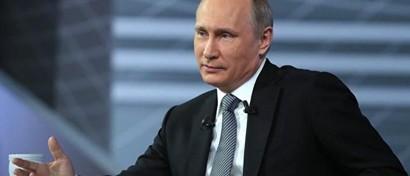 Путин высказался против блокировки Telegram
