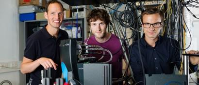 Запущен первый сегмент квантового интернета будущего. Видео