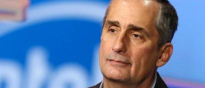 Гендиректор Intel внезапно ушел в отставку