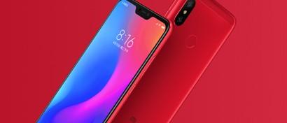 Xiaomi выпустила недорогие смартфон и планшет