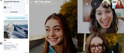 В Skype появилась функция, которую ждали 15 лет