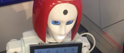 «Теремок» взял на работу робота-кассира «Марусю»