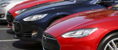 Как взломать «умные» ключи Tesla и угнать ее за пару секунд. Видео