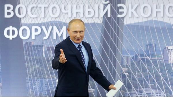 Путин поручил построить центр цифрового развития на острове Русский