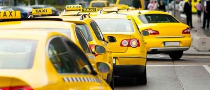 Власти России соберут полную базу «всех, кто называется такси»