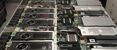 «Чипокалипсис» добрался до графических процессоров. Через чипы GPU можно следить за пользователями и нейросетями