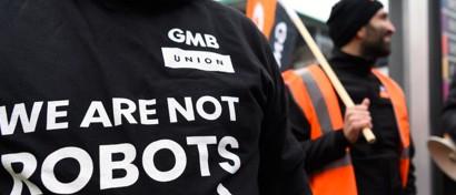 Amazon вызвала полицию, чтобы заставить работать бастующих сотрудников