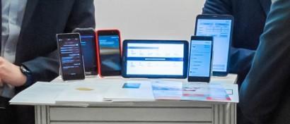 На базе российской мобильной ОС создано защищенное рабочее место
