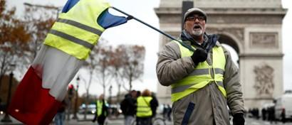 Французы из-за «желтых жилетов» обложат ИТ-компании данью на 500 миллионов евро в год