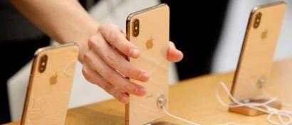Apple сокращает производство iPhone: Они слишком дорогие, чтобы их покупали