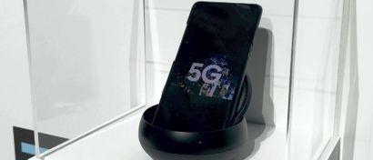 Рассекречены название, характеристики и цена первого 5G-смартфона Samsung