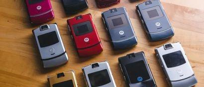 Возрожденная «раскладушка» Motorola RAZR будет продаваться дороже iPhone. Опрос