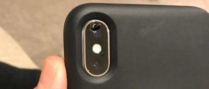На iPhone нового поколения появляются таинственные трещины