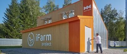 Российский производитель умных городских ферм привлек $1 млн инвестиций
