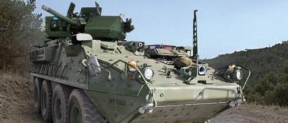«Противники США» взломали ПО новейшего американского БТР