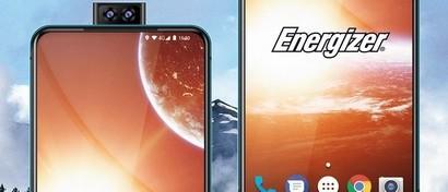 Выпущен смартфон с «самой большой в мире батареей». Время работы в режиме ожидания 50 дней