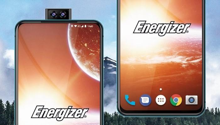 Energizer представит смартфон саккумулятором на18 000 мАч