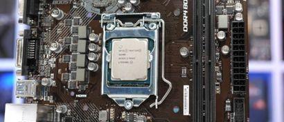 Intel выпускает новый бюджетный чип с рекордной частотой