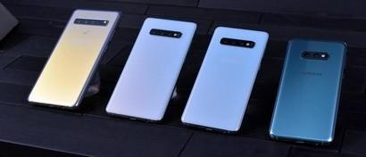 Samsung выпустила флагманский 5G-смартфон с «дырявым» дисплеем и дешевые умные часы