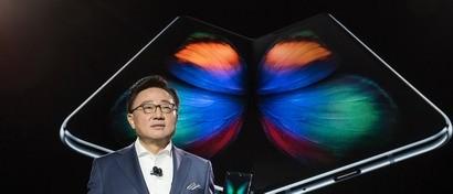 Samsung скрыла от всех неустранимый недостаток гибкого смартфона