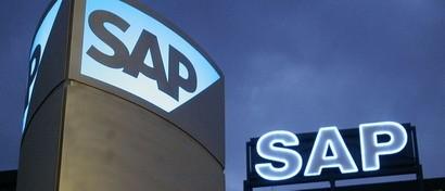 SAP в России показала трехкратный рост прибыли и победила Америку