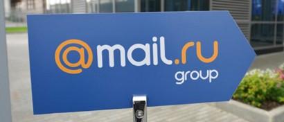 Выручка Mail.ru выросла на 22%