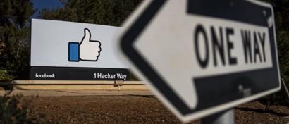 Facebook поймал украинских хакеров на краже данных