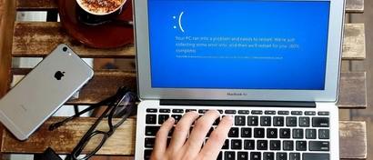 Windows 10 будет самовольно «откатываться» с обновлений, которые ей не понравились