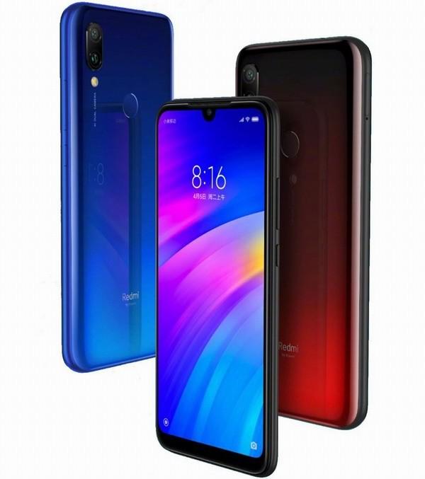Цены нановый смартфон Xiaomi Redmi 7 варьируют от $100 до $150