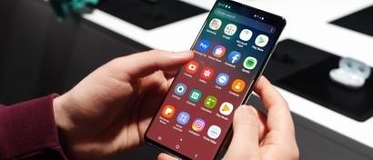 Сбоящий Samsung Galaxy S10 может потратить все деньги владельца