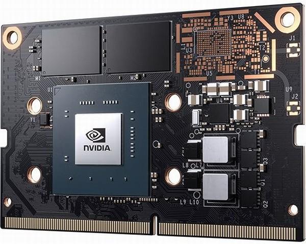 Nvidia выпустила компьютер размером с«кредитку»