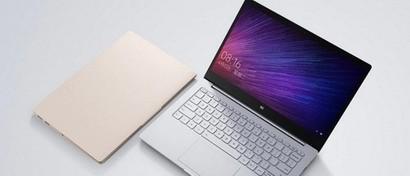 Xiaomi выпустила мощный ноутбук по цене среднего смартфона