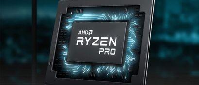 AMD перевела свои мобильные процессоры на 12 нм. У Intel пока 14 нм