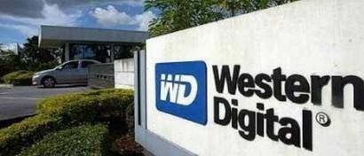 У Western Digital убыток полмиллиарда долларов из-за катастрофических продаж HDD и флеш-памяти