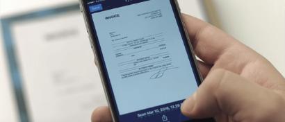 Россияне научили смартфоны распознавать счета и накладные за считанные секунды