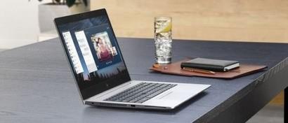 HP выпустила линейку бизнес-ноутбуков, в которой нет ни одного процессора Intel. Фото