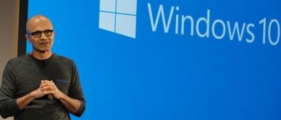 Microsoft готовит Windows 10, в которую можно проникнуть без пароля