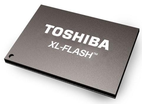 Toshiba готовит производство перспективной памяти XL-Flash