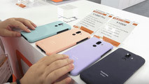 Выпущен сверхтонкий дешевый смартфон в бронированном корпусе