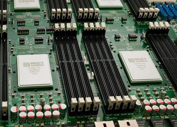 Банк «Ростеха» дал 520 миллионов разработчикам компьютеров на «Эльбрусах»