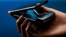 Motorola вернула к жизни легендарную раскладушку RAZR V3