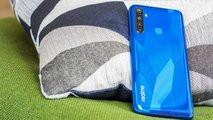 Realme выпустила смартфон с пятью камерами за 8900 рублей