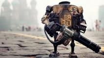 В России в битве сошлись роботы