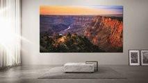 Гигантский телевизор Samsung The Wall с диагональю 146 дюймов