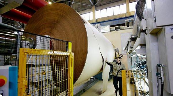 Крупный производитель бумаги в России получил от государства 127 ...