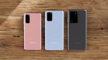 Samsung представила новейшие флагманские смартфоны Galaxy S20